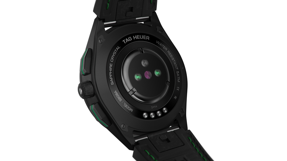 Tag Heuer Connected Golf Watch Caseback