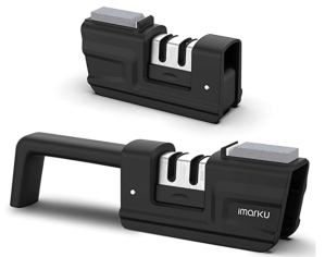 Imarku Two-Stage Knife Sharpener