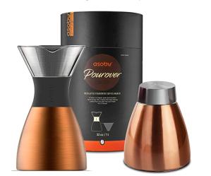 Asobu Pour Over Coffee Maker