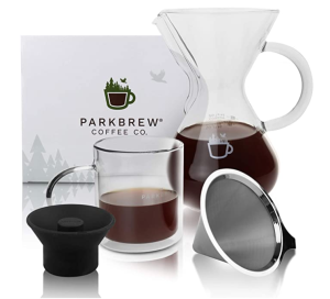 ParkBrew Pour Over Coffee Maker
