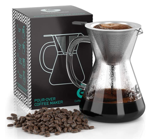 Coffee Gater Pour Over Coffee Maker