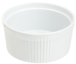 Honey-Can-Do Porcelain Soufflé Dish