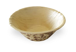 Bamboo Leaf Mini Ramekin Bowl