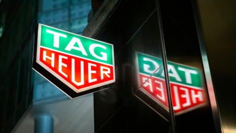 tag heuer frederic arnault