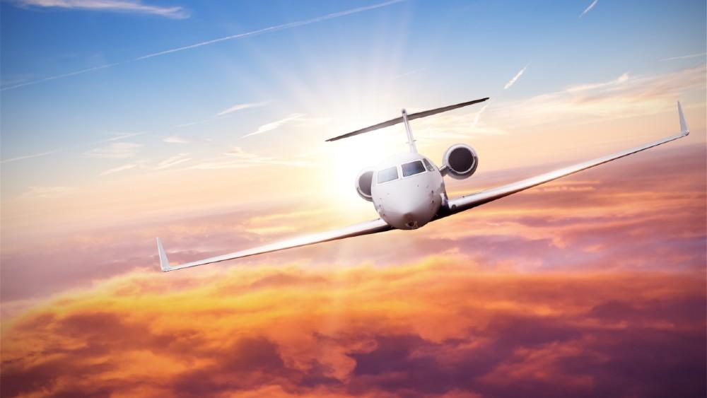 Private Jet Services flight