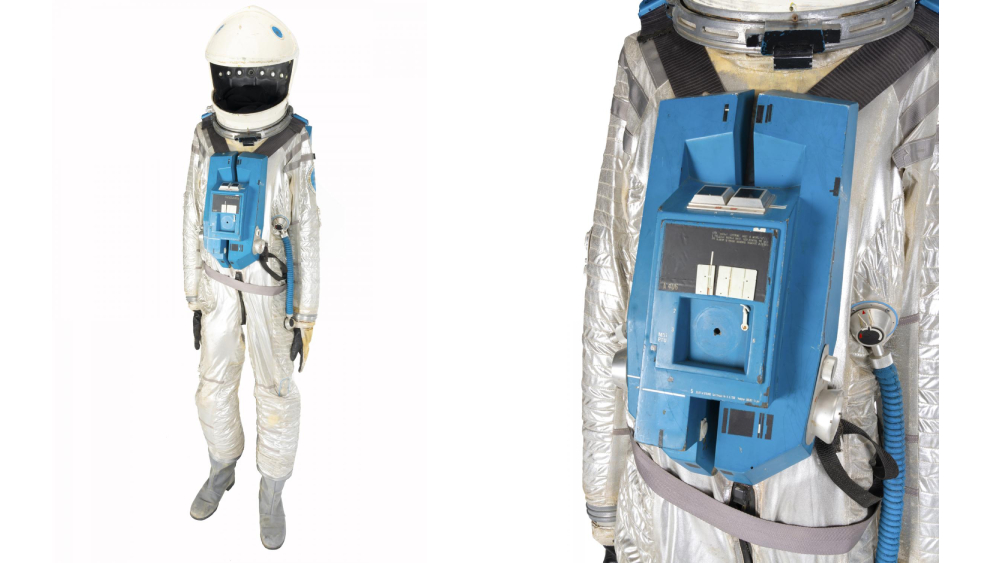 2001 a space odyssey space suit auction