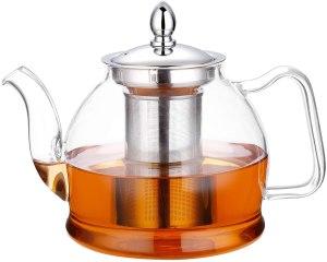 Hiware Glass Teapot