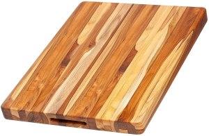 Teakhaus Teak Wood Cutting Board