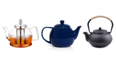 Amazon, Teapots