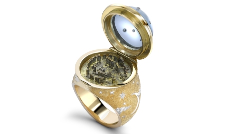 Theo Fennell Summer Solstice Ring