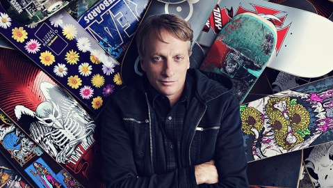 Tony Hawk is teaming up with MasterClass to teach you how to skateboard