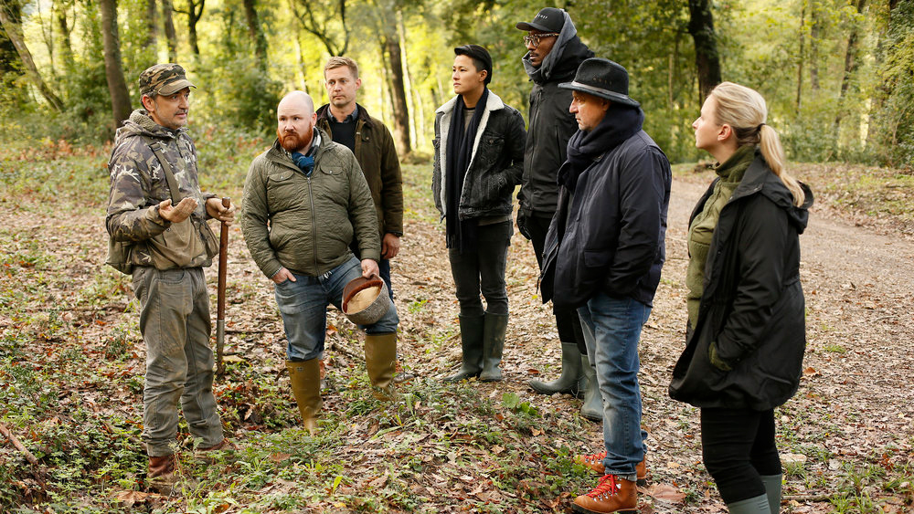 top chef lucca truffle hunting