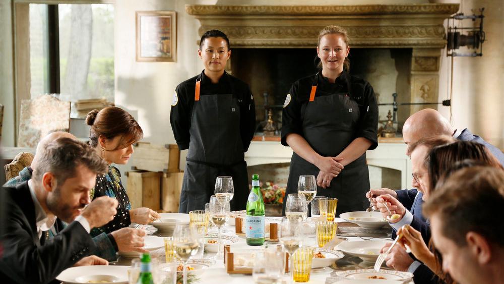 top chef melissa stephanie