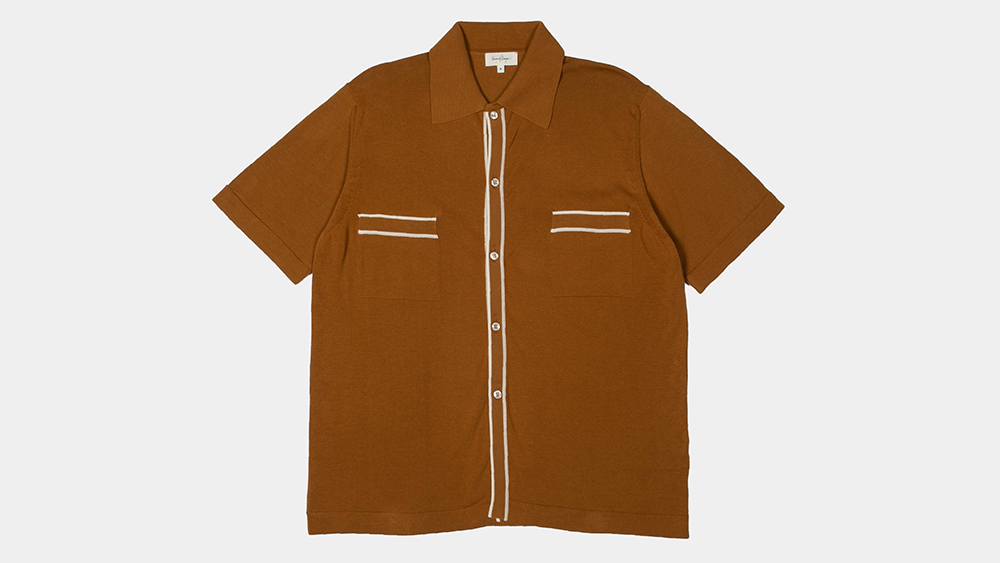 Second/Layer Knit Shirt, $290, from Union LA