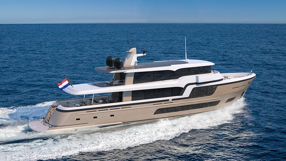 Van der Valk Custom Explorer Superyacht