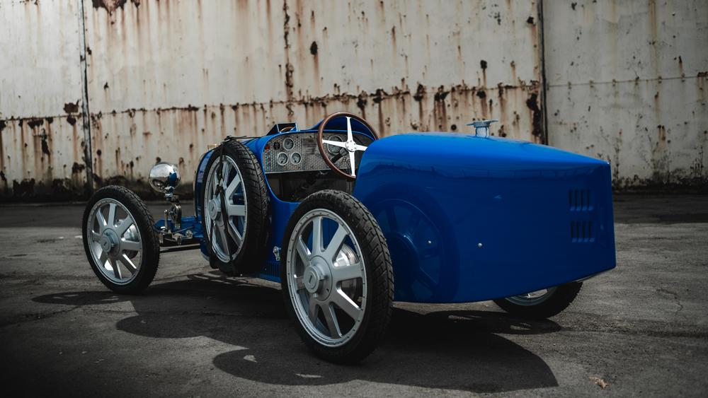 The Bugatti Baby II.