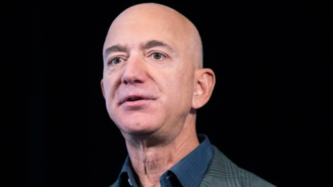 jeff bezos richest person record
