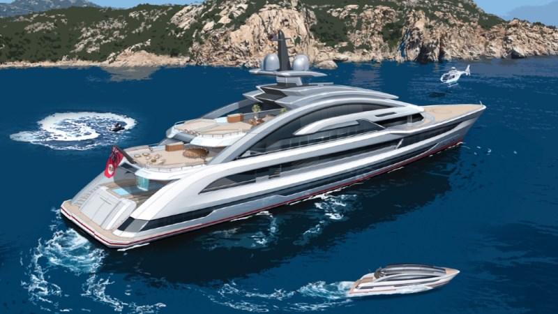 Heesen Yachts Cosmos