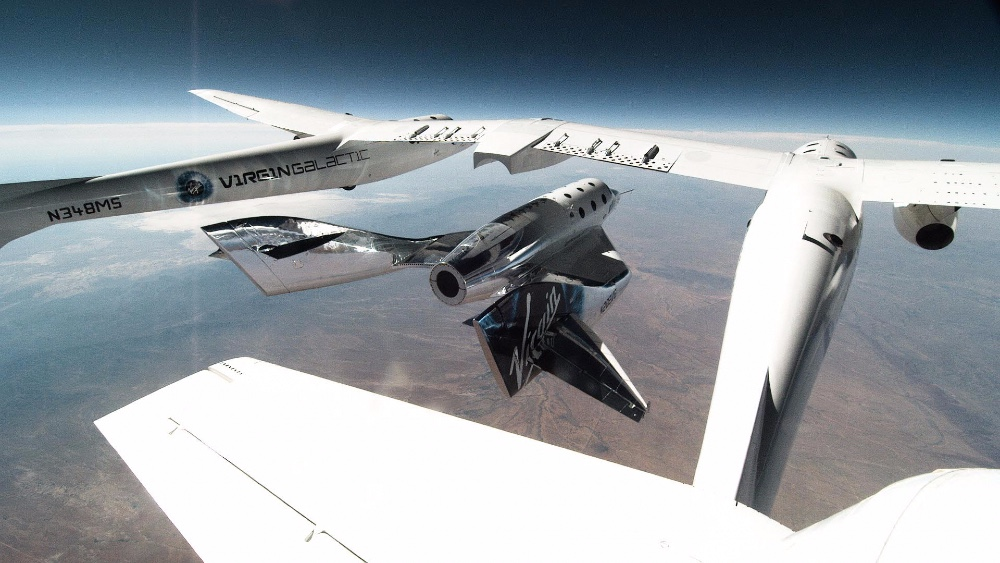 First Look: Virgin Galactic's Luxurious Spaceship Interior Wants You to Enjoy Zero Gravity in Style
