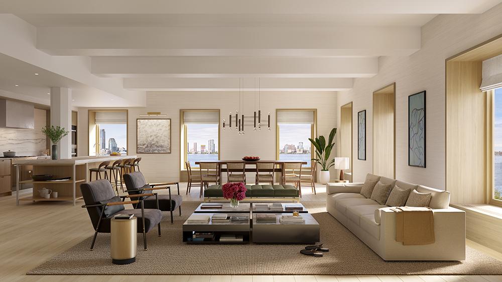 Tribeca, Real Estate