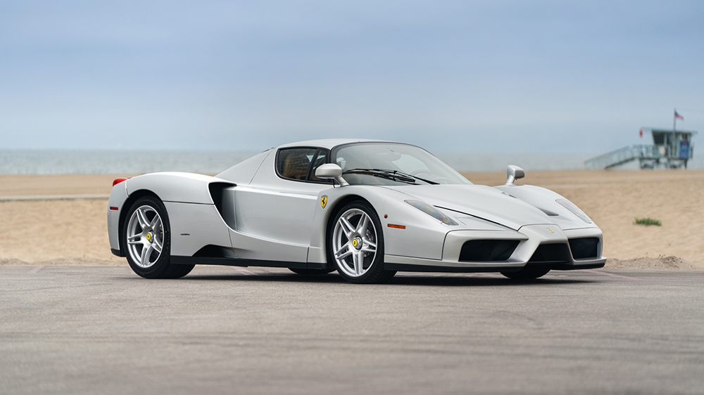This 2003 Ferrari Enzo Could Fetch Up To 2 6 Million At Auction Robb Report