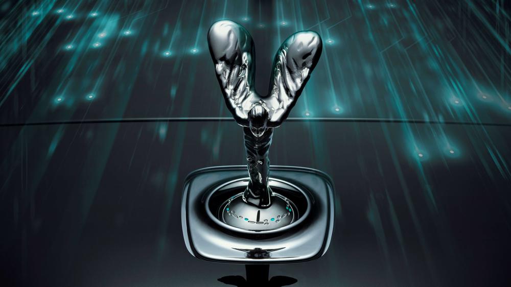 The Rolls-Royce Wraith Kryptos Collection.