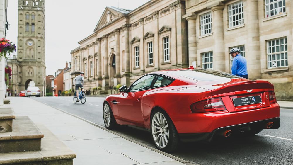 The Aston Martin Callum Vanquish 25 by R-Reforged.