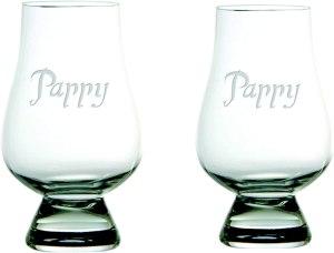 Pappy van Winkle Glencairn Nosing Glass Set