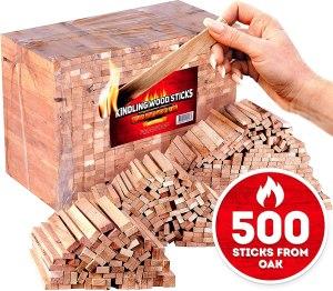 Zorestar Wood Kindling