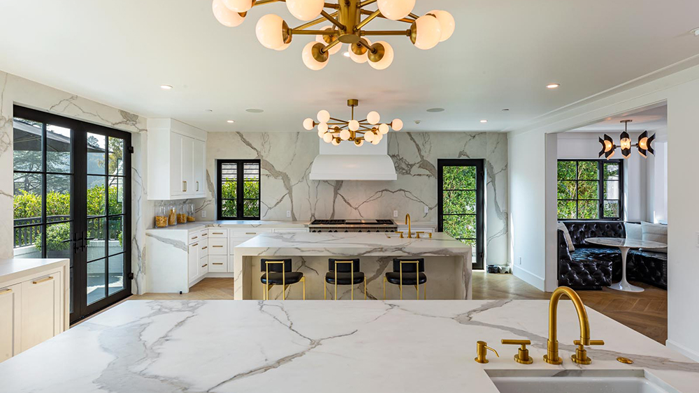 Heather Road, Beverly Hills, California, Real Estate