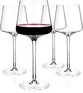 Luxbe Bordeaux Glasses