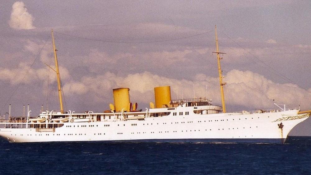 Superyacht Savarona 25 meilleurs yachts