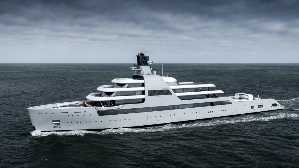 Solar fait partie des 25 meilleurs yachts au monde