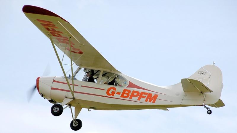 Aeronca 7 Series 7AC Champ