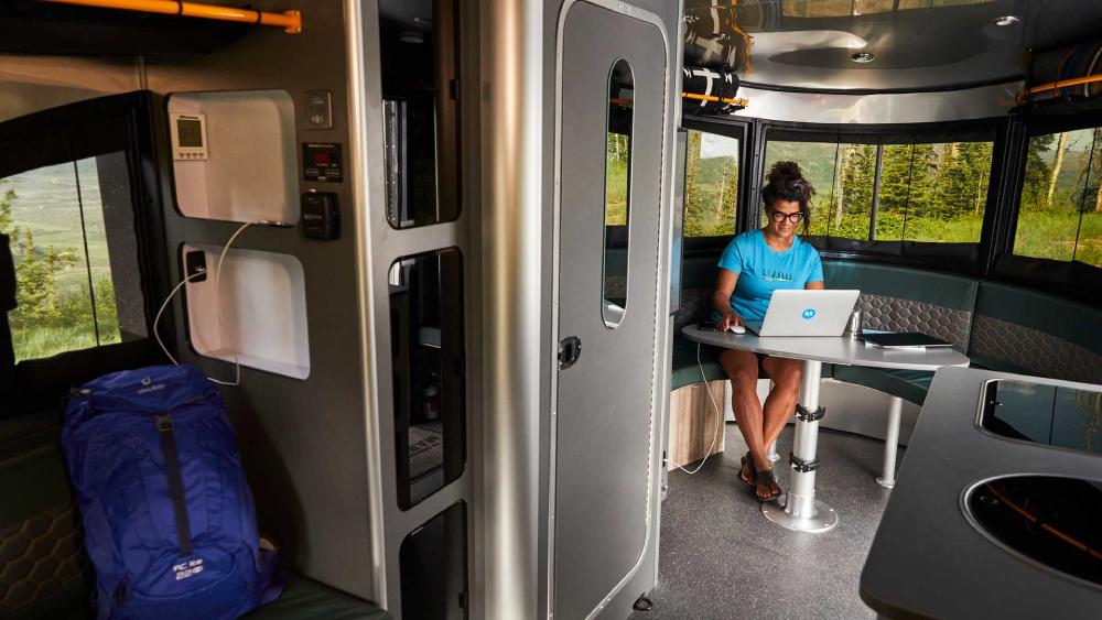 Airstream basecamp 20 20X