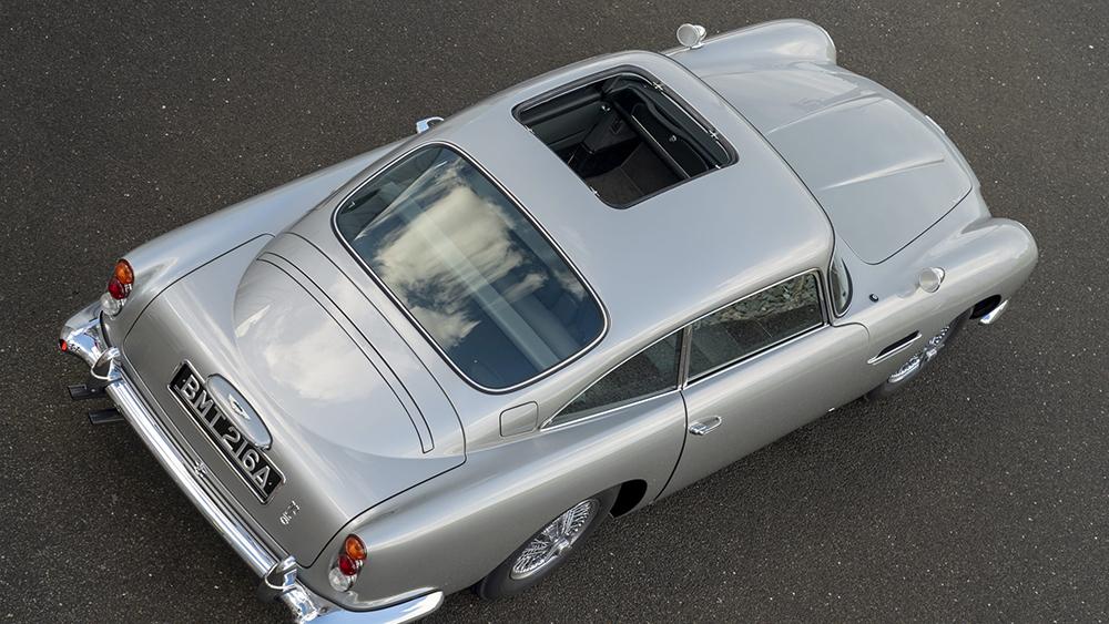 Aston Martin DB5 Goldfinger Continuation Car