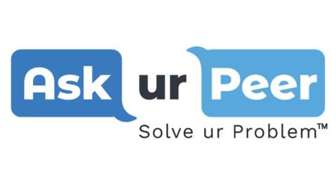 Ask ur Peer logo