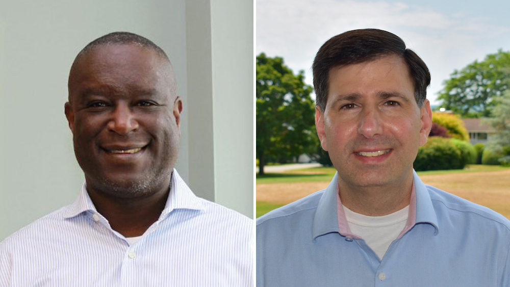 Co-Founder/CTO Greg Robinson and Co-Founder/CEO Michael Hyder