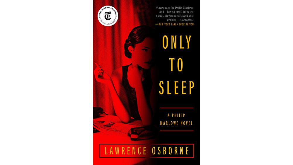 Only to Sleep by Philip Marlowe