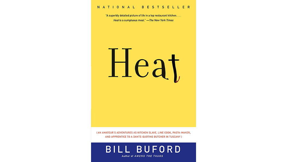 Heat by Bill Buford