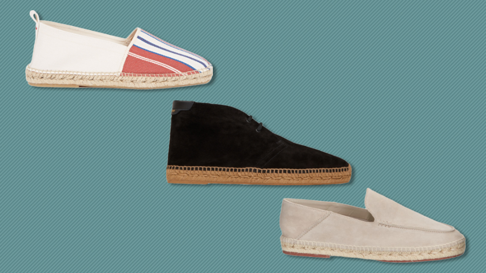 The Best Espadrilles For Men to Wear