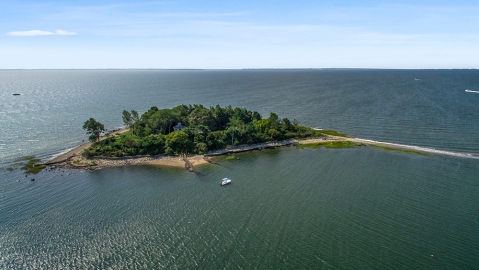 Copps Island Connecticut