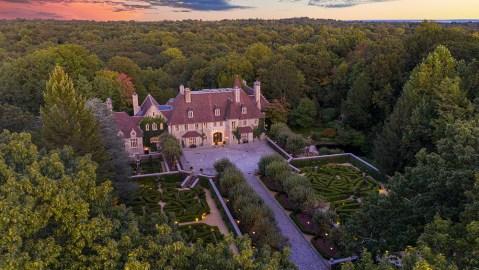 Vince Camuto's Connecticut chateau