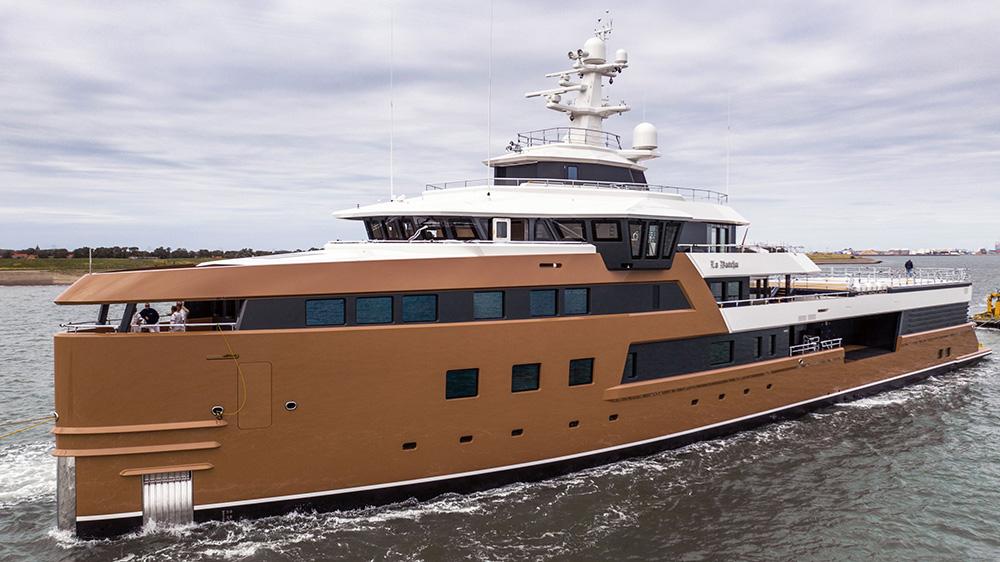 Damen Yachts La Datcha
