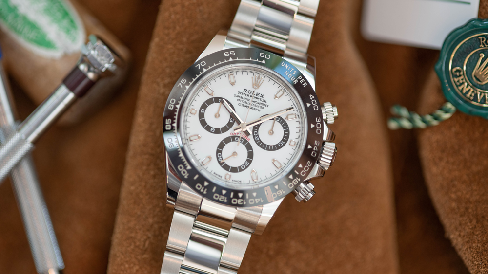 Oliver Smith Rolex Daytona