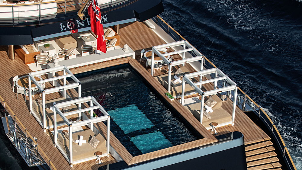 Feadship Lonian Superyacht