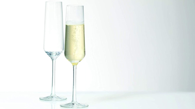 The Best Flute Glasses on Amazon