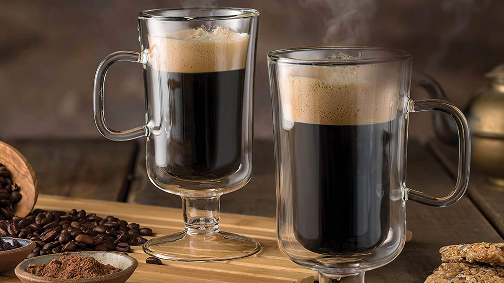 The Best Irish Coffee Glasses on Amazon
