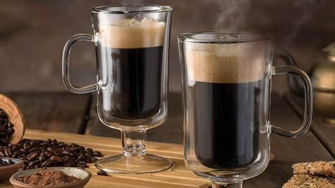 The Best Irish Coffee Glasses on Amazon