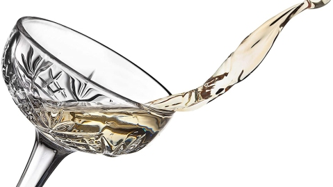 The Best Coupe Glasses on Amazon